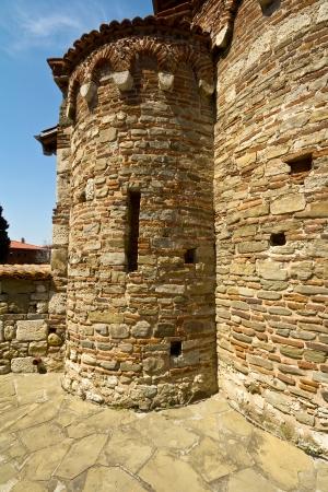 Nesebar cathedral, Bulgaria Stock Photo