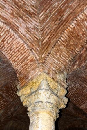 Cistern Basilic in Istanbul photo