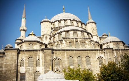 Mosque Blue, Istanbul