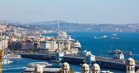 marmara: Istanbul from above, aerial photo, Istanbul, Turkey