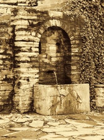 source d eau: Ancienne source d'eau