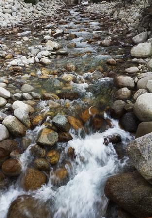mountain stream: mountain stream