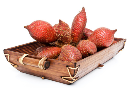 salak: Salak, sweet fruit flavors of Thailand