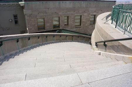 oratoria: Escaleras del Oratorio St-Joseph en Montreal, ciudad