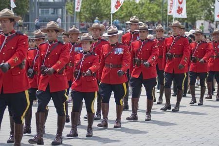 Quebec military