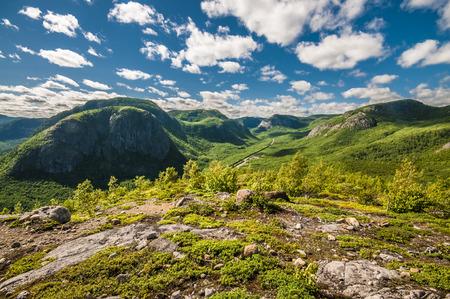 National park Grands Jardins Charlevoix Quebec Canada