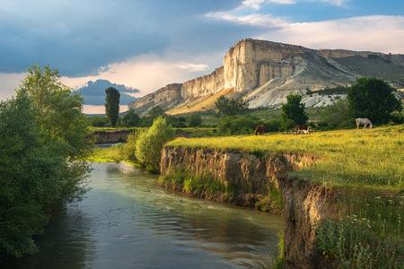 White Rock in Crimea