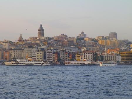 Istanbul aus Bospor