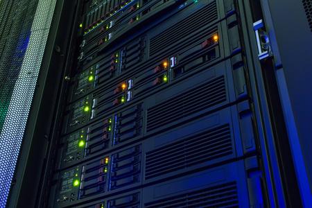 mainframe: modern mainframe disk storage in the data center