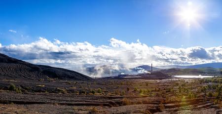 ecological disaster: Industrial desert - ecological disaster in Karabash, Russia