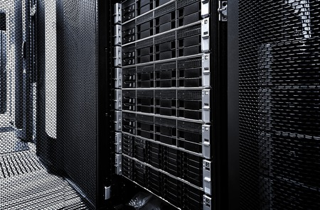 series disk storage disks of the mainframe in the data center