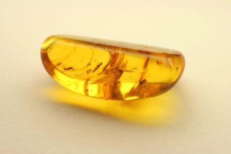 pietre preziose: insetto in ambra  Archivio Fotografico