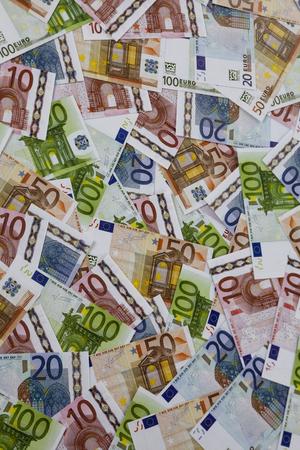 banconote euro: sfondo delle banconote in euro