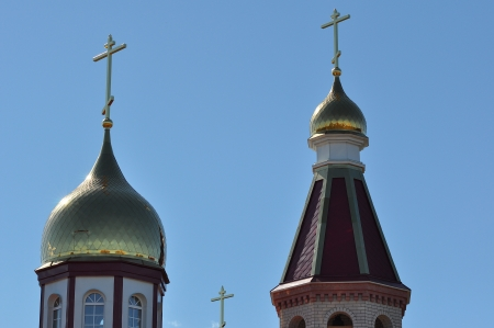 Architectural elements of the Orthodox Church