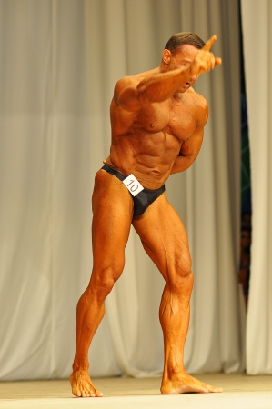 Bodybuilding competitions