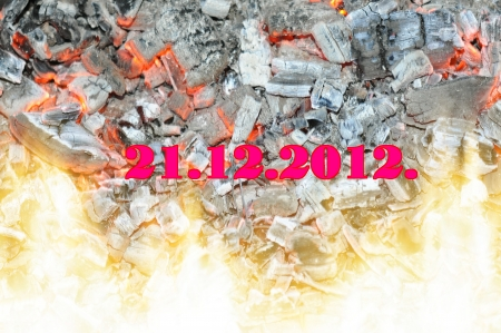 21 12 2012, the end of the world photo