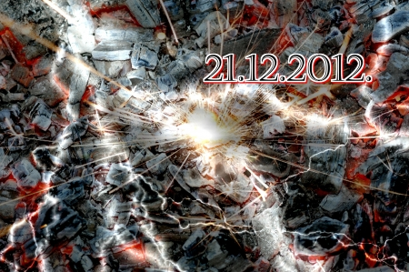 end of world: 21 12 2012, the end of the world