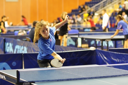 Table tennis competitions