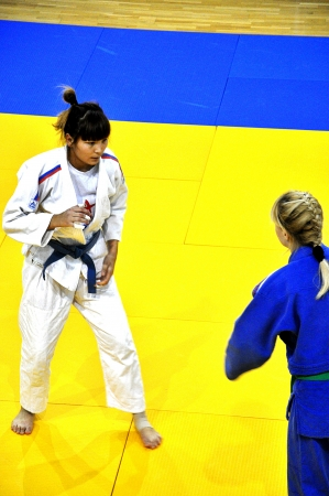 Women Judo competitions