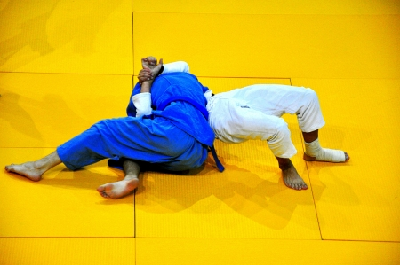 Competitions on Judo among Juniors photo