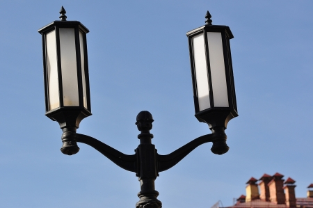 Street lamp Stock Photo - 17012079