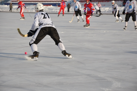 premierleague: Russian Premier League palla Hockey: Lokomotiv Orenburg Editoriali
