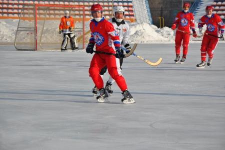 premierleague: Russian Premier League Match Ball Hockey: Lokomotiv Orenburg