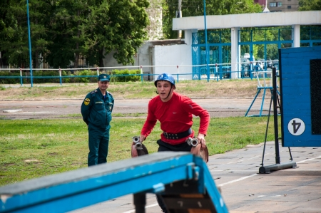 applied: Competitions on fire-applied sport or fire-rescue sport