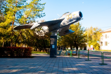 mig: On MiG 17 learned to fly the world first astronaut Yuri Gagarin