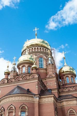 kazansky: Parish Kazansky Cathedral icon of the mother of God, Orenburg