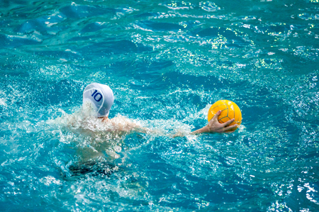 waterpolo: Waterpolo is een team watersport