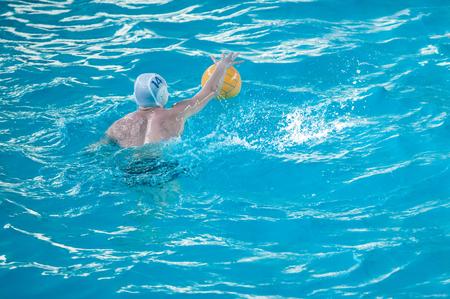 waterpolo: El waterpolo es un deporte acu�tico equipo