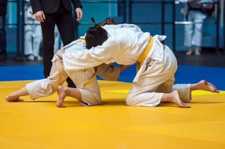 Judo is a Japanese martial art, philosophy, and sports battle without weapons, created at the end of the 19th century the of Japanese martial arts master Jigoro Kano