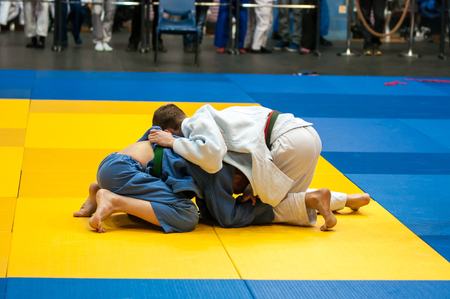 combat sport: Judo Japanese martial art and combat sport sports without arms