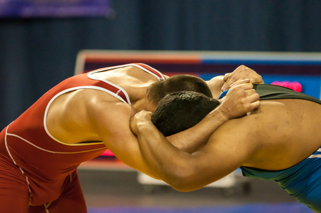 Freestyle wrestling is a style of amateur wrestling that is practiced throughout the world