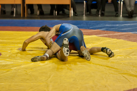 practiced: Freestyle wrestling is a style of amateur wrestling that is practiced throughout the world
