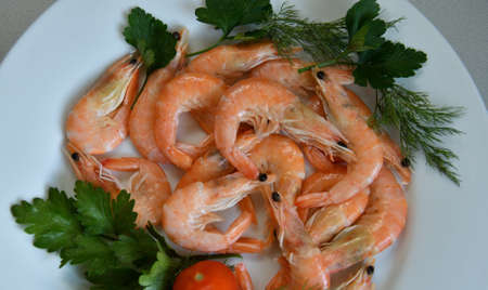 Prawns (Latin. Caridea) - recipes of culinary dishes with shrimp are popular in many countries