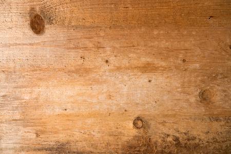Old wooden desk, wooden texture.