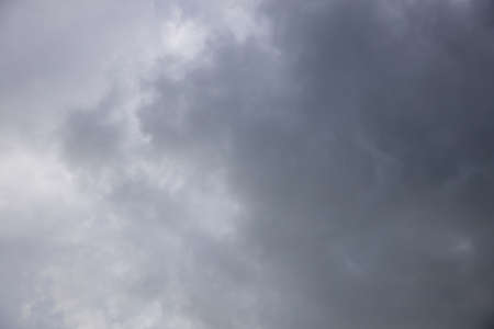 overcast sky. clouds before the rain. High quality photo