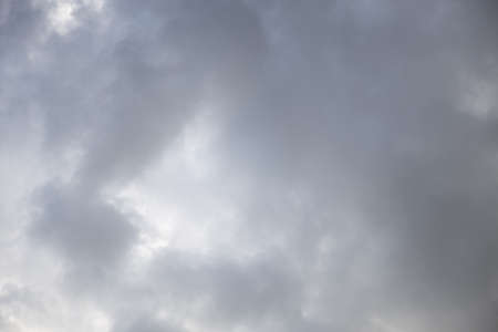 overcast sky . clouds before the rain. High quality photo