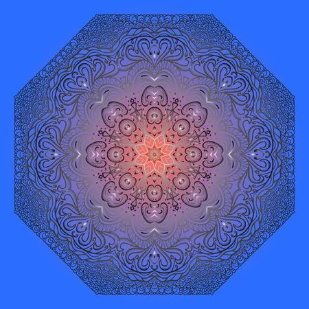 octagonal: