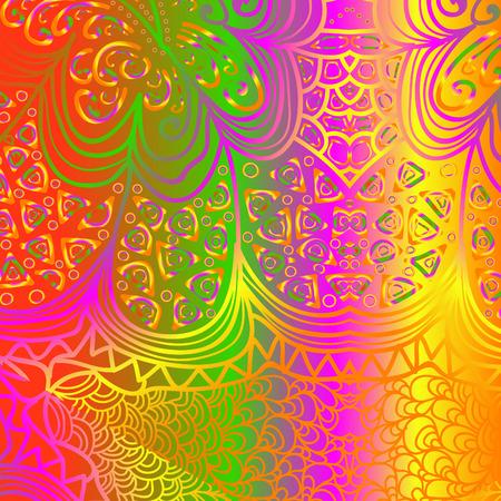 quadrate: Quadrate multicolored pattern for design