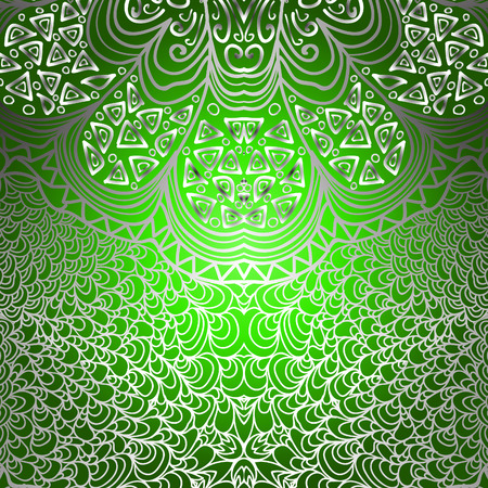 quadrate: Quadrate bright green pattern for design