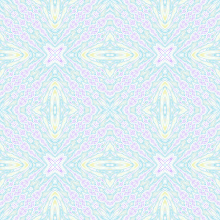 background abstraction: Abstract seamless blue pattern for design and background