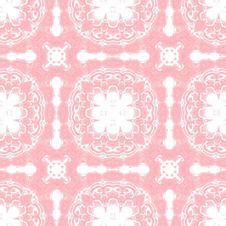 rosy: Abstract seamless rosy pattern for design and background