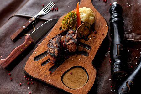 meat steak Stock fotó