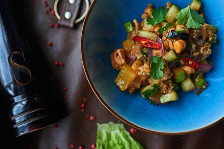 vegetable stew Archivio Fotografico
