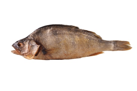 perch dried: fish perch