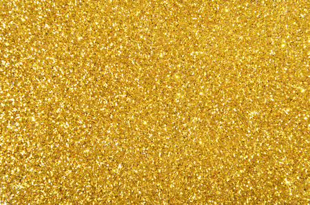 gold sequins background Standard-Bild