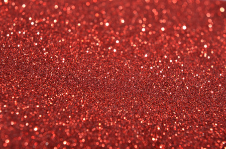 red sequins background